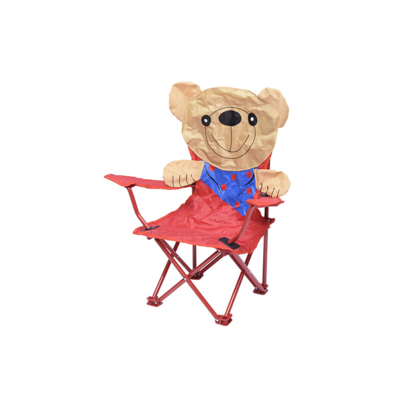 Kids Pic Nic Chair Teddy Bear Dura Housewares